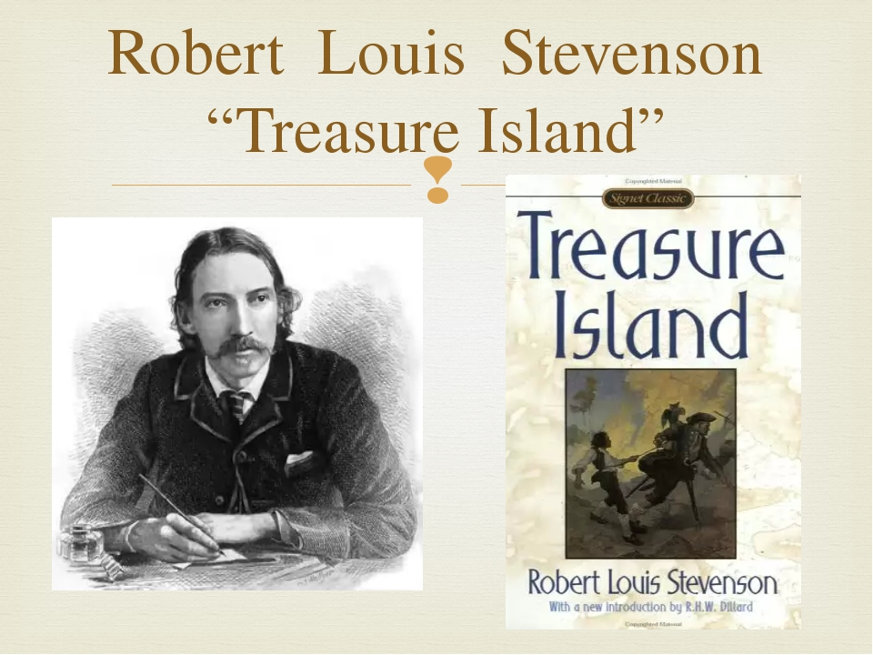 "Robert Louis Stevenson ""Treasure Island"" "