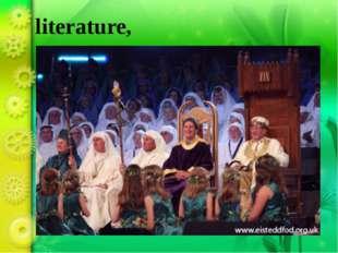 literature,
