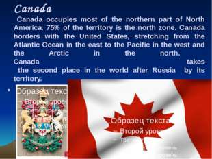 Languages of Canada - the federal policy of bilingualism. Canada is officiall