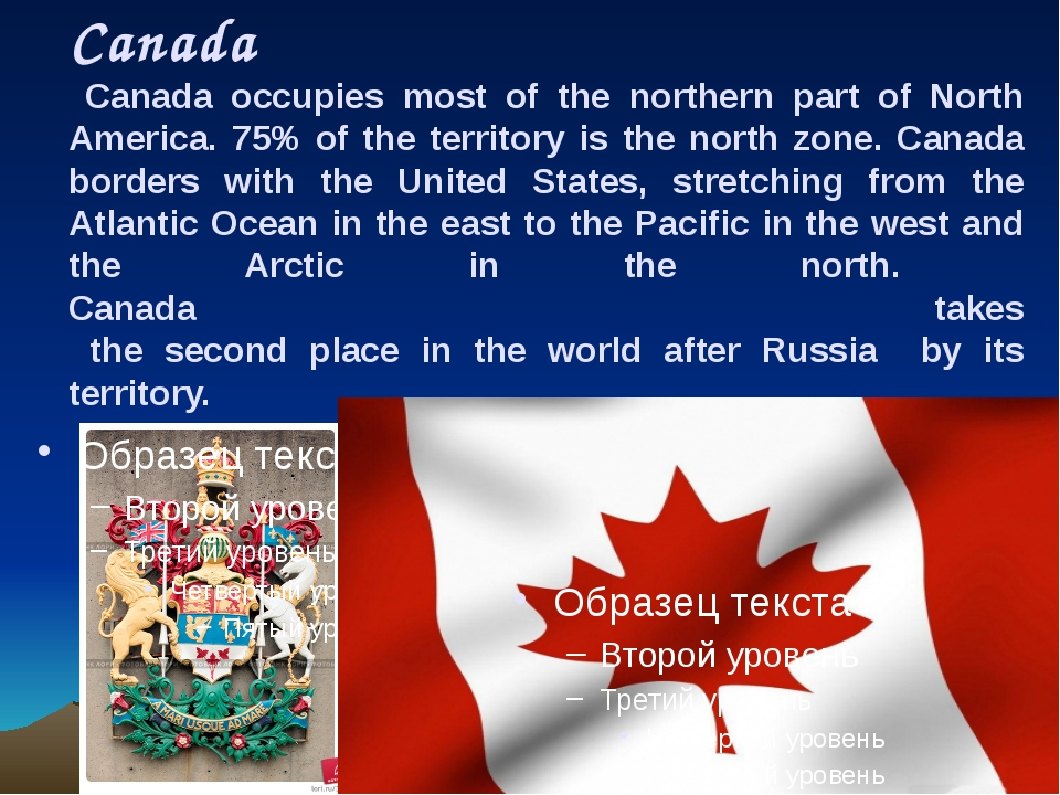 Languages of Canada - the federal policy of bilingualism. Canada is officiall...