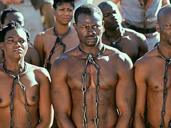 Рабовладение
