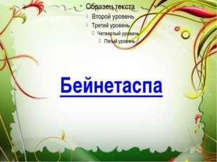 Бейнетаспа