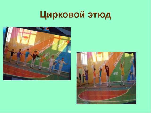 Цирковой этюд
