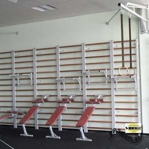 Производство, продажа и монтаж оборудования для гимнастики
