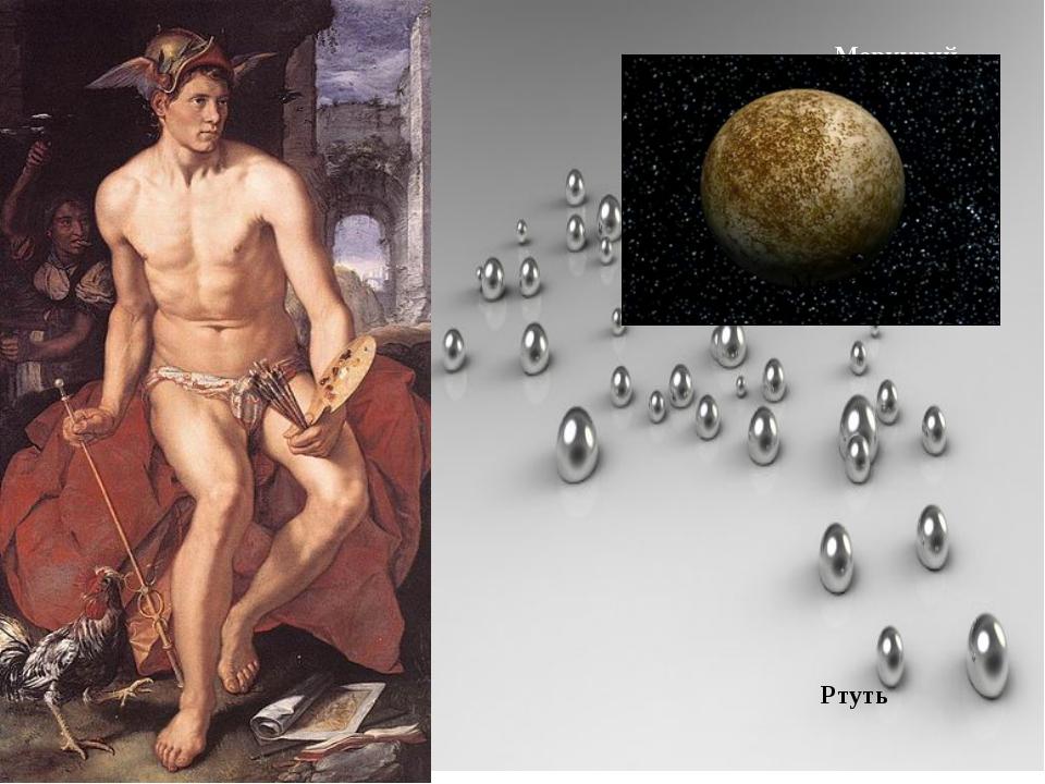 Меркурий Ртуть Меркурий