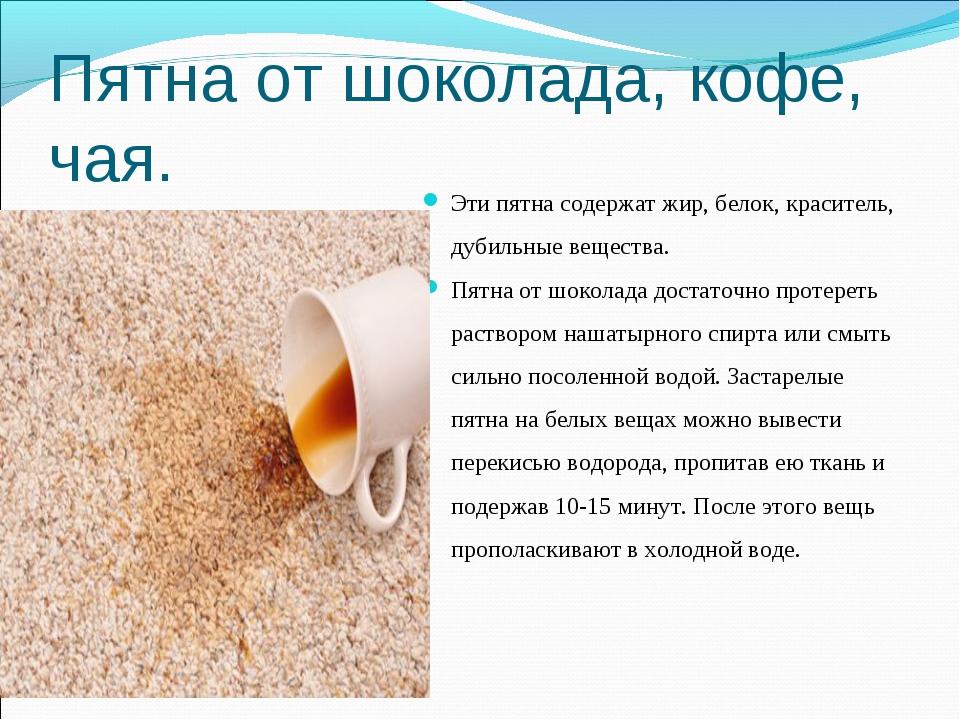 Чем вывести чайное пятно с бумаги