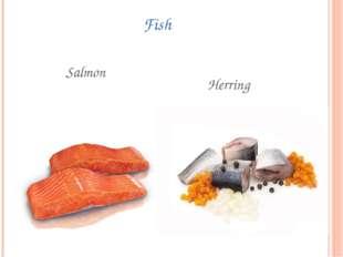 Fish Salmon Herring