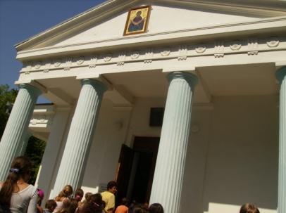 C:\Documents and Settings\Администратор\Рабочий стол\Новая папка (2)\Музеи Тамани\Тамань первая церковь\Flamingo 081.jpg