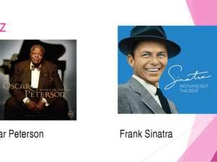 jazz Oscar Peterson Frank Sinatra