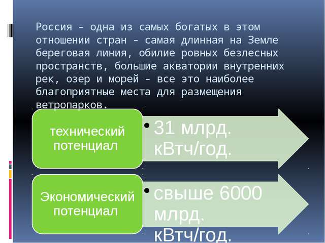 Россия - одна из самых богатых в этом отношении стран - самая длинная на Земл...