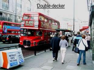 Double-decker