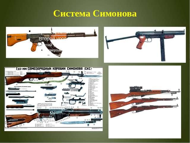 Система Симонова