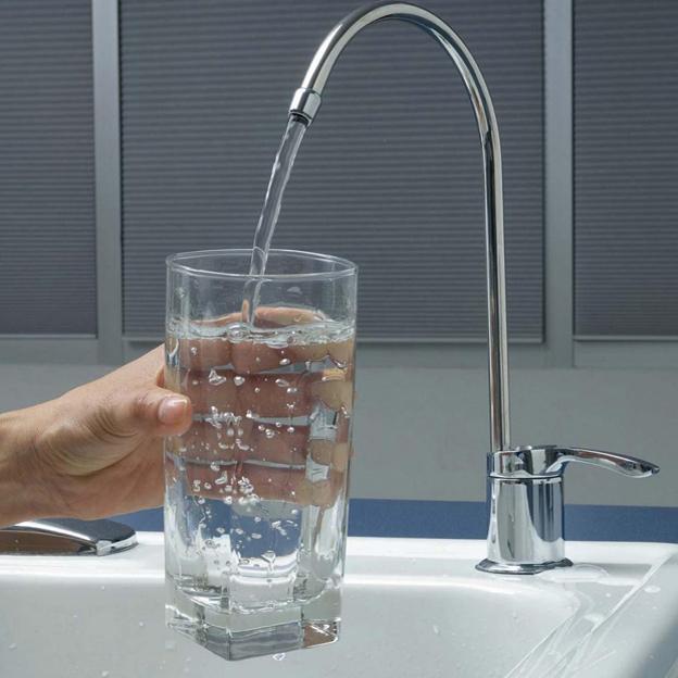 Что интересного можно найти в водопроводе США?