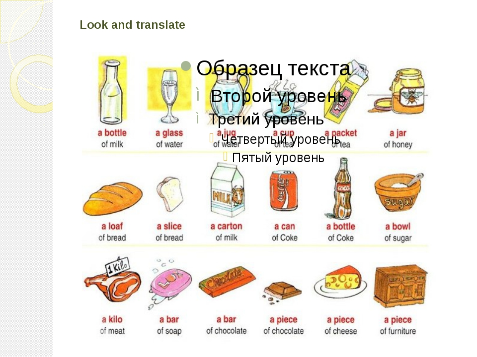 Look and translate