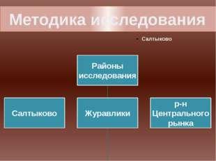 Методика исследования