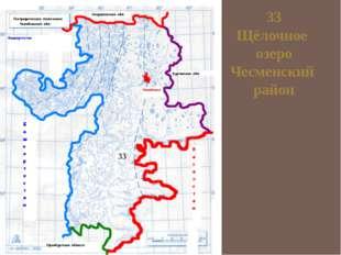 33 Щёлочное озеро Чесменский район 33