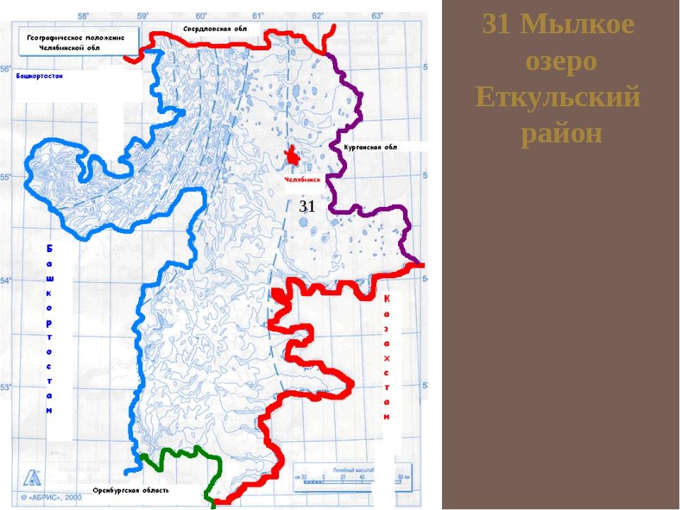 31 Мылкое озеро Еткульский район 31