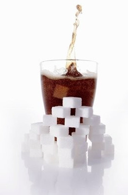 Обязательным компонентом софтдринка является сахар