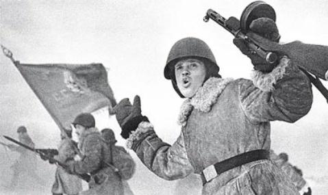 Кировская область, 1943 г. Автор съемки: Скурихин А.В. Опове…