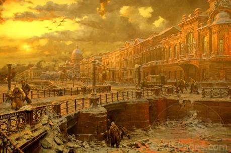 Фото - Битва за Ленинград / Музей на Поклонной горе - Парк П…