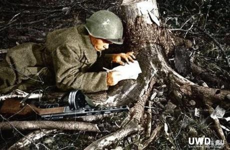 DataLife Engine Версия для печати Советские военные фотографии времён Второй мировой войны в цвете