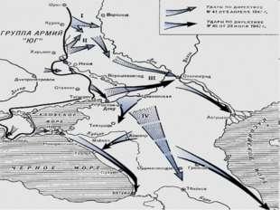ПЛАНЫ ГЕРМАНИИ НА ЛЕТО 1942 ГОДА Главная цель немецко-фашистских войск на Вос