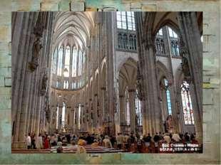 Легенда гласит… Одна из версий создания Кельнского собора — храма культур