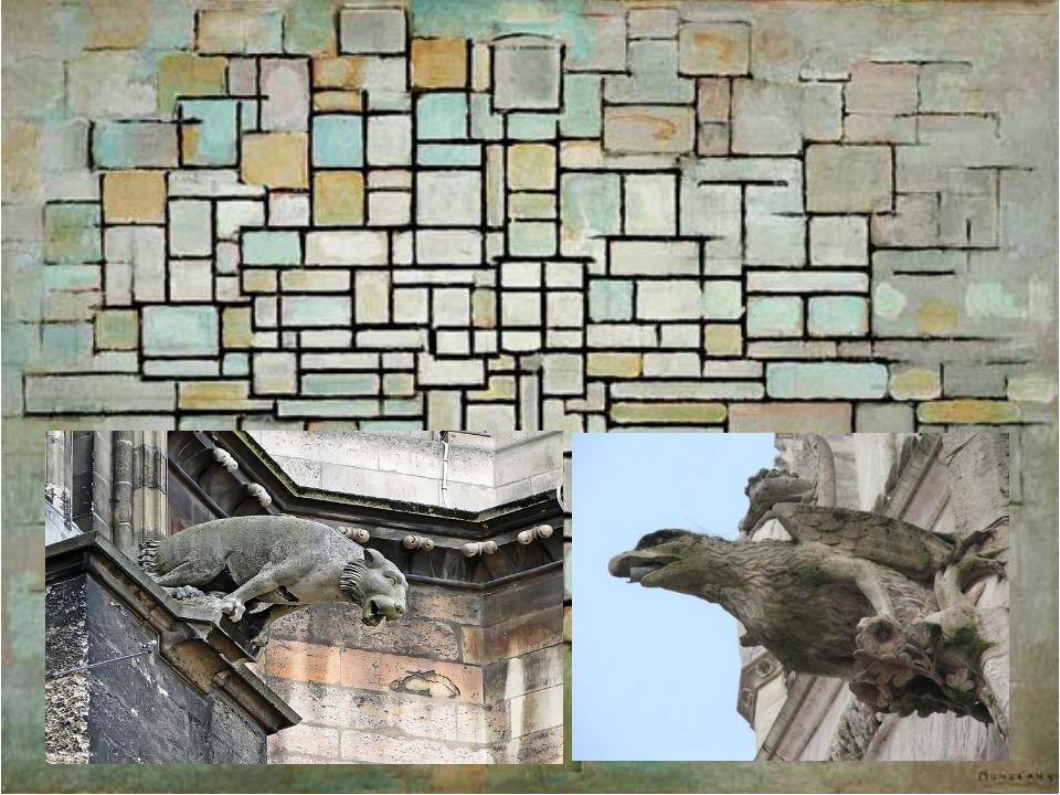 Скульптура  Порталы и алтарные преграды готических соборов сплошь украшены с...