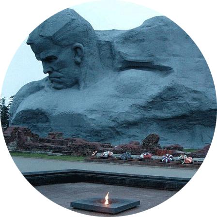 Описание: Знаменитый брестский памятник