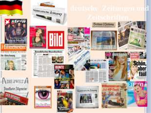deutsche Zeitungen und Zeitschriften…