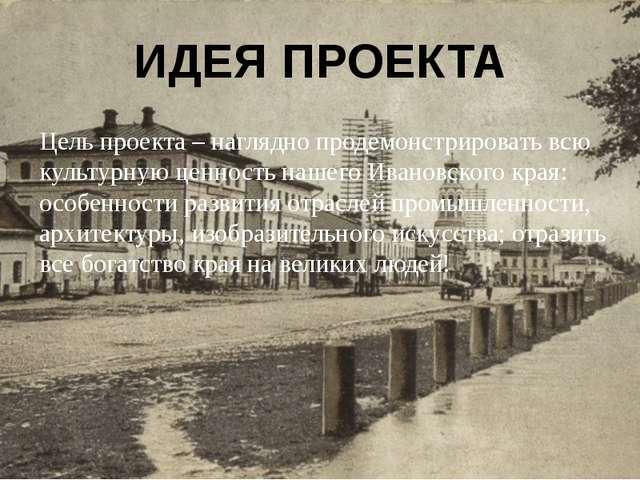 Чем же знаменит наш Ивановский край? МЕЦЕНАТЫ АРХИТЕКТУРА ТЕКСТИЛЬНАЯ ПРОМЫШ...