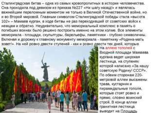 Сталинградская битва – одна из самых кровопролитных в истории человечества. О