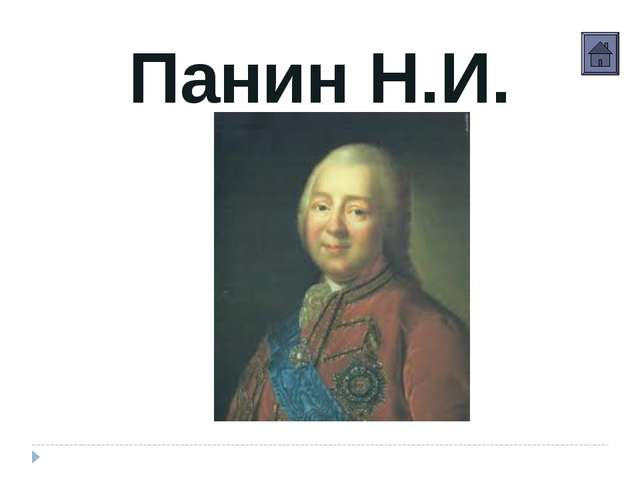 Панин Н.И.