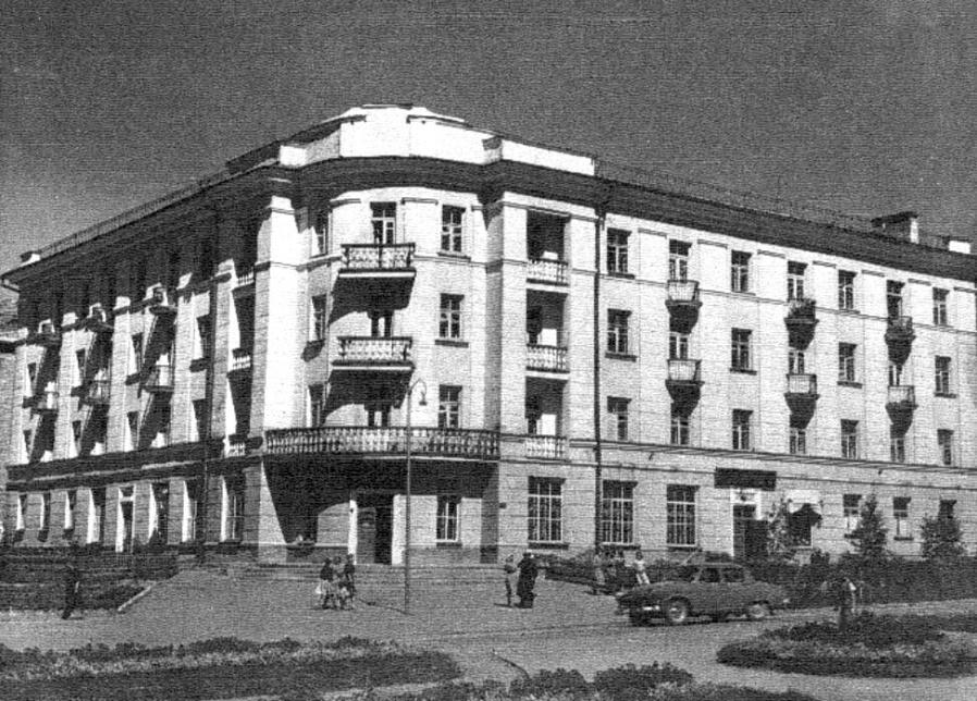 Фото из личного архива Г.Вяткина