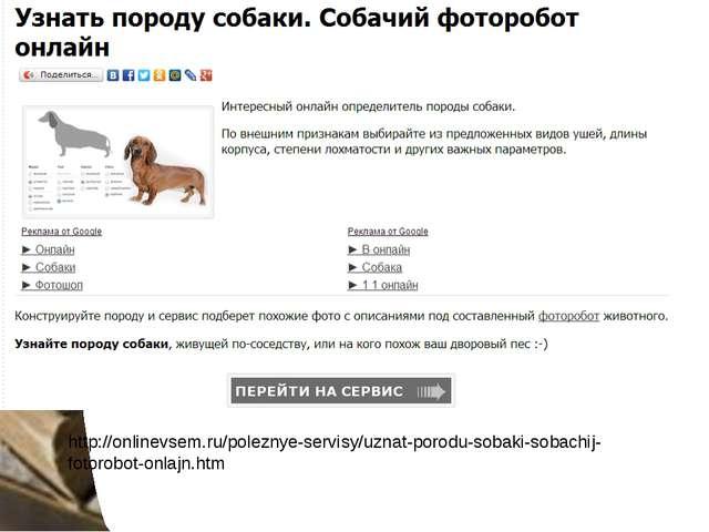 http://onlinevsem.ru/poleznye-servisy/uznat-porodu-sobaki-sobachij-fotorobot-...
