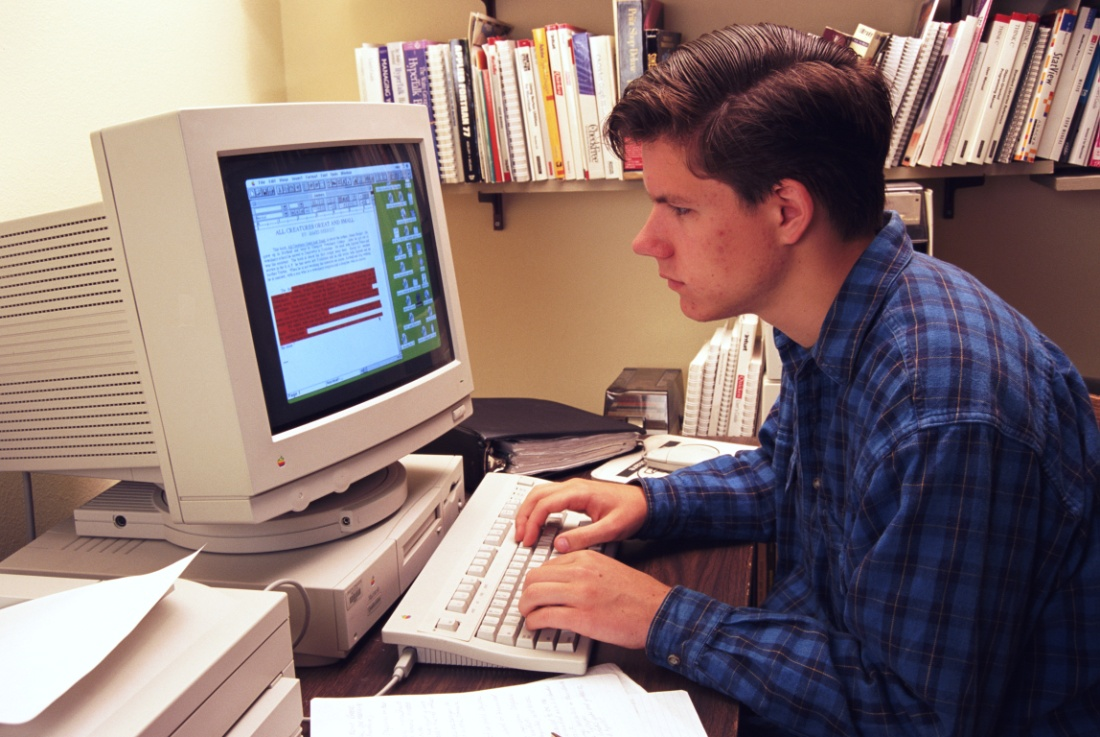 Люди с ограниченными возможностями учатся искать работу через интернет