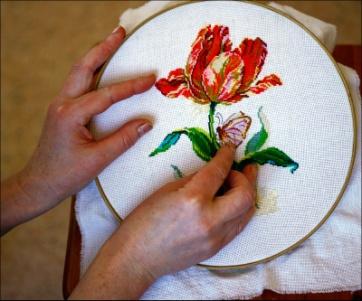 Нитка, иголка и вдохновение. - фото конкурс Золотые руки