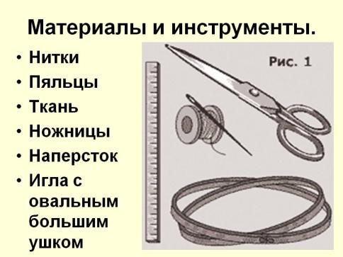 Материалы и инструменты - Картинка 7467/7