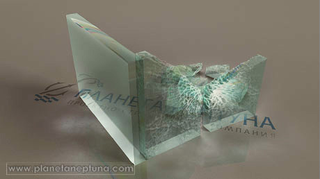 Не прочность силикатного стекла