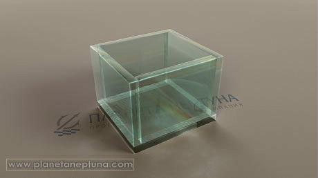 Единая форма силикатного стекла