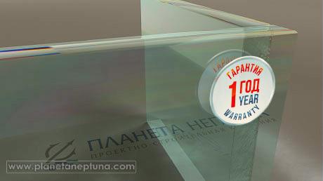 Гарантия на силикатное стекло