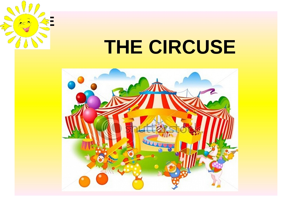THE THE CIRCUSE