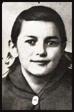 Пионер-герой Зина Портнова