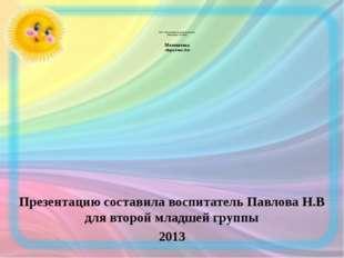КГУ «Малоубинская средняя школа» мини-центр «Ручеёк» Математика «Игралочка №