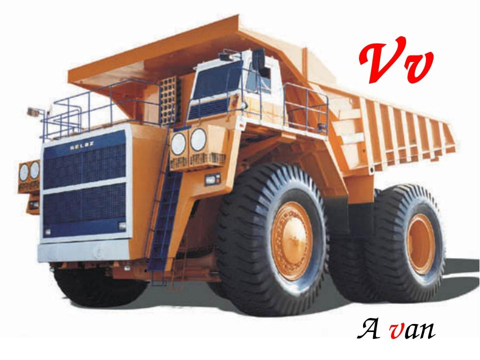 Vv A van