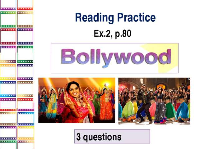 Reading Practice Ex.2, p.80 3 questions