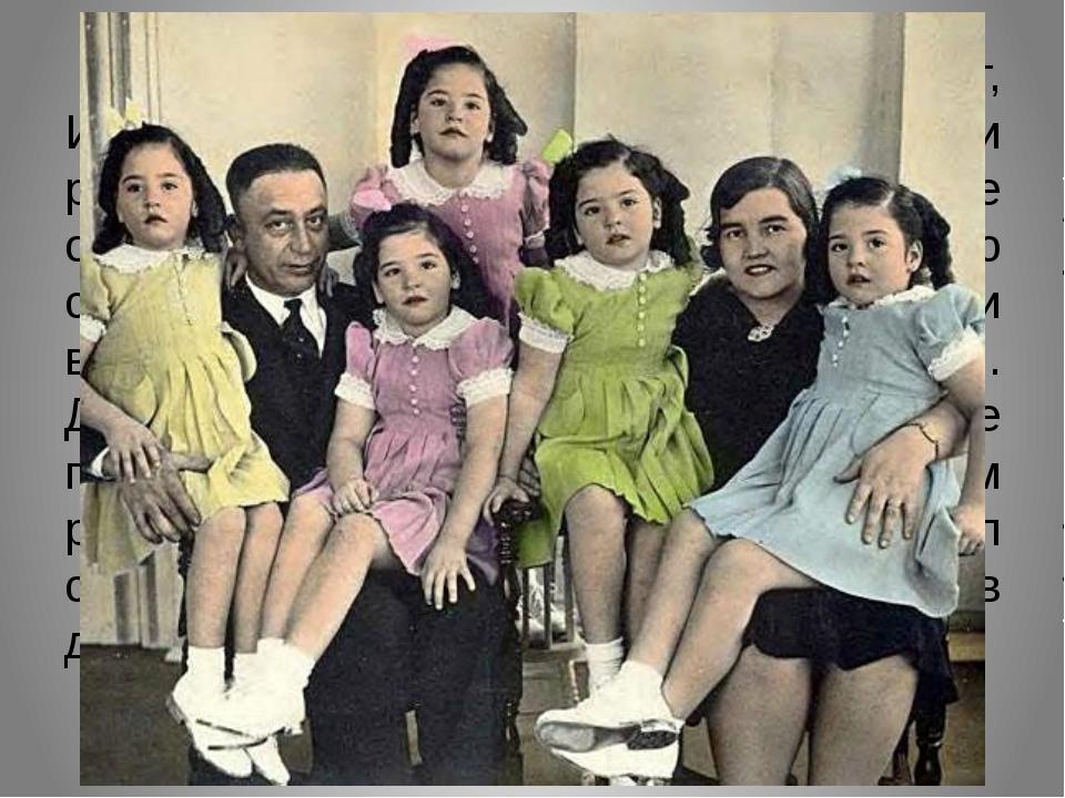Когда Эмили, Мари, Сесиль, Аннет, Ивонн исполнилось девять лет, власти решил...