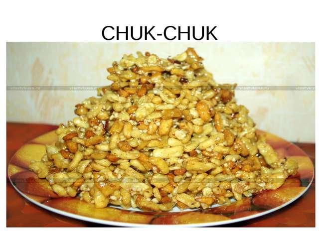 CHUK-CHUK