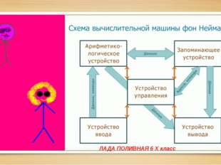ЛАДА ПОЛИВНАЯ 6 Х класс