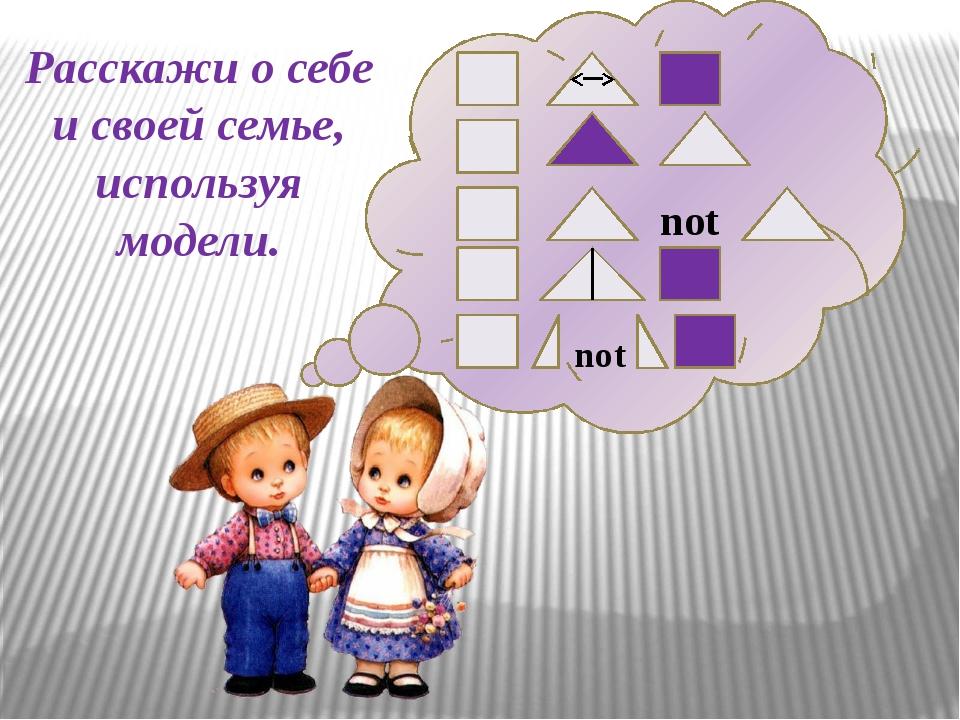 Уроки презентации по английскому в 5-6 классах по теме о себе и своей семье